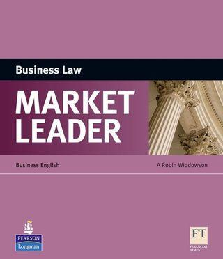 Market Leader ESP Book. Specialist Books Intermediate - Upper Intermediate Business Law