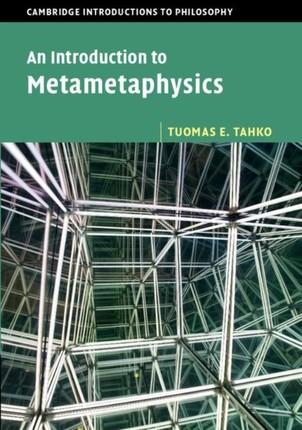 Introduction to Metametaphysics
