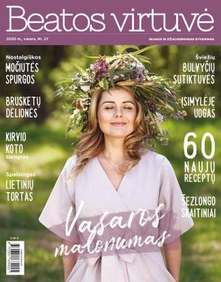 Beatos virtuvė. Žurnalas. 2020 m. vasara Nr. 27