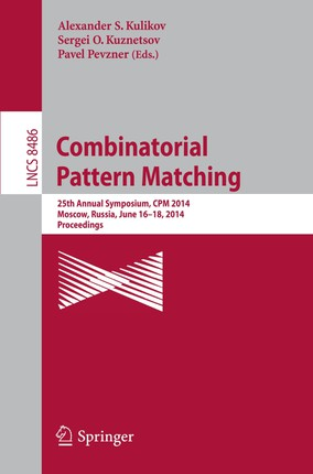 Combinatorial Pattern Matching