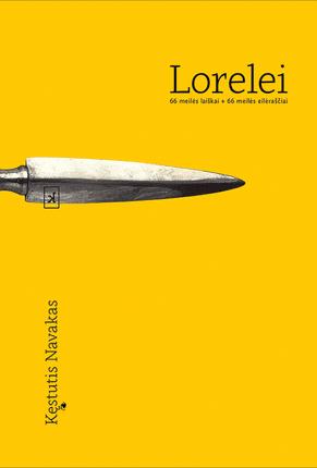 Lorelei 66+66: 66 meilės laiškai + 66 meilės eilėraščiai