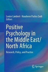 Positive Psychology in the Middle East/North Africa