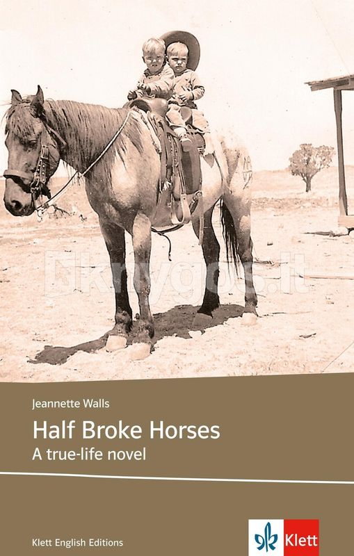 a grandmothers perspective in half broke horses a novel by jeannette walls On october 6, walls will publish half broke horses, a true-life novel based on family stories about her maternal grandmother, lily casey smith, who, as glass castle fans may recall, provided a patch of sanity and stability in walls's chaotic childhood, but died when the author was only eight.