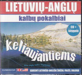 Lietuvių-anglų kalbų pokalbiai keliaujantiems