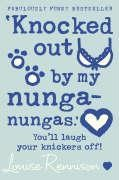 `Knocked out by my nunga-nungas.'