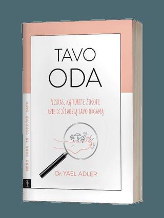 TAVO ODA. Nuo sandaros bei svarbiausių funkcijų iki spuogų, raukšlių ir blogo kvapo – viskas, ką turite žinoti apie didžiausią savo organą