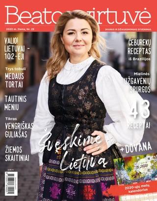 Beatos virtuvė. Žurnalas. 2020 m. Žiema Nr. 25
