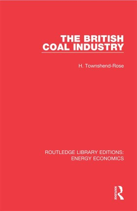 The British Coal Industry