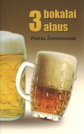 Trys bokalai alaus