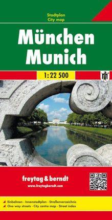 München Gesamtplan 1 : 22 500