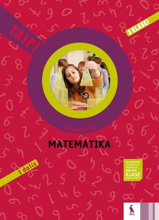 MATEMATIKA. Vadovėlis 3 klasei 1 dalis (TAIP!)