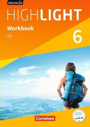English G Highlight Band 6: 10. Schuljahr - Hauptschule - Workbook mit Audios online