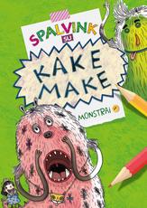 Spalvink su Kake Make. Monstrai