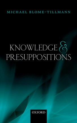 Knowledge and Presuppositions