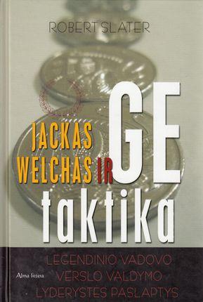 Jackas Welchas ir GE taktika
