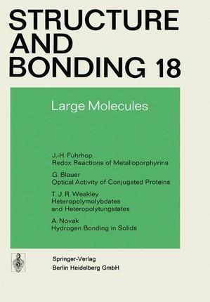 Large Molecules