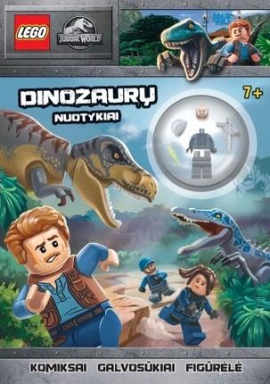 LEGO® Jurassic World™. Dinozaurų nuotykiai