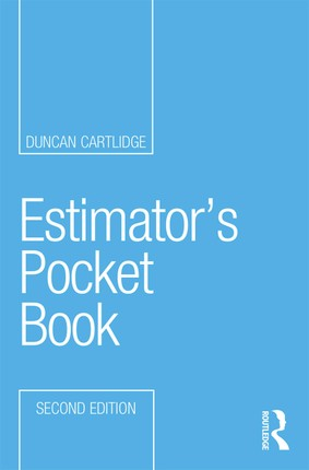 Estimator's Pocket Book 2e