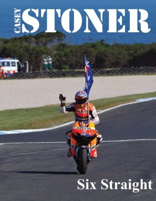 Casey Stoner Six Straight