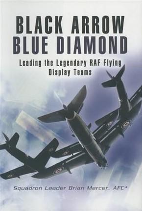 Black Arrows Blue Diamond