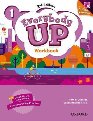 Everybody Up 1. Workbook with Online Practice