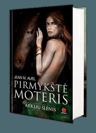 Pirmykštė moteris: Arklių slėnis. 2 knyga