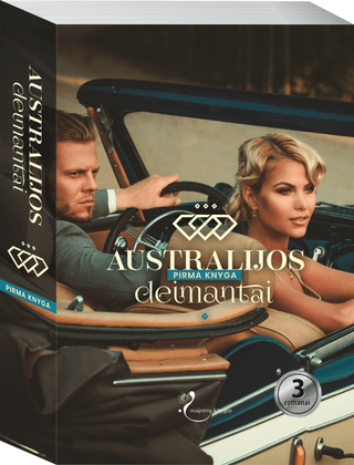 Australijos deimantai. 1 knyga