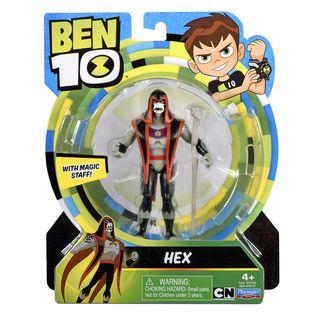 BEN10 figūrėlė Hex, 76112