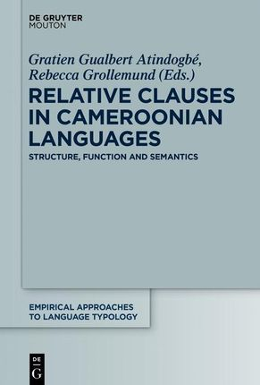 Relative Clauses in Cameroonian Languages