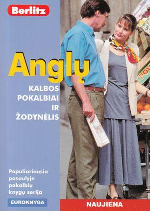 Anglų kalbos pokalbiai ir žodynėlis