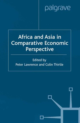 Africa and Asia in Comparative Economic Perspective