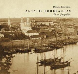 Antalis Rohrbachas 1861 m. fotografijos