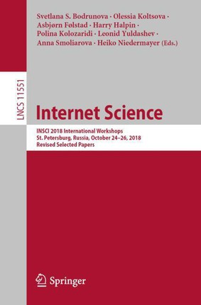 Internet Science