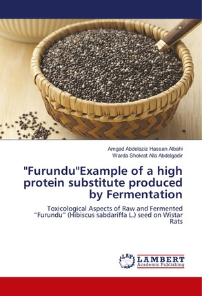 """Furundu""Example of a high protein substitute produced by Fermentation"