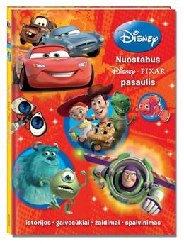 Disney. Nuostabus Disney Pixar pasaulis