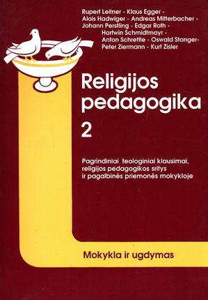 Religijos pedagogika II dalis