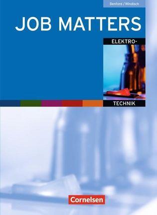 Job Matters. Elektrotechnik. Arbeitsheft (Branchenteil)