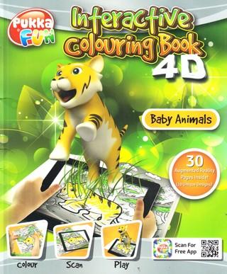 Interactive Colouring Book 4D