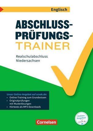 Abschlussprüfungstrainer Englisch 10. Schuljahr - Niedersachsen - Realschulabschluss