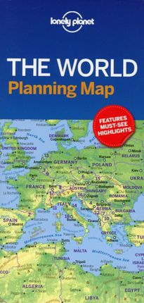 The World Planning Map