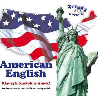 American English. Audio kursas (2CD+knygutė)