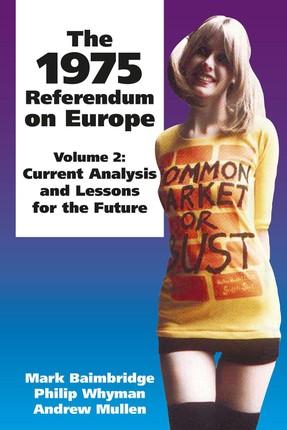 1975 Referendum on Europe - Volume 2
