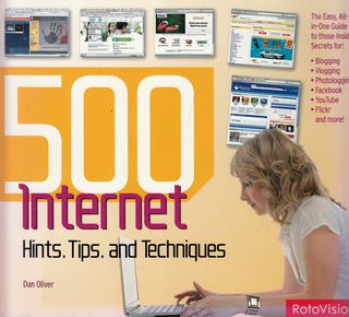 500 Internet Hints, Tips, and Techniques