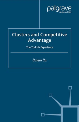 Clusters and Competitive Advantage