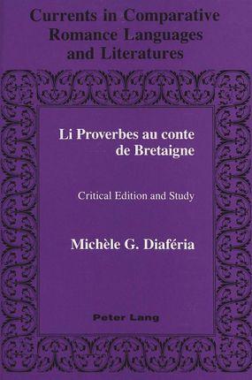 Li Proverbes au conte de Bretaigne