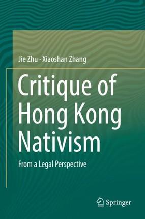 Critique of Hong Kong Nativism
