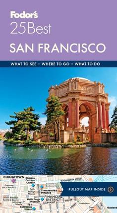 Fodor's San Francisco 25 Best