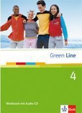Green Line 4. Workbook mit Audio CD
