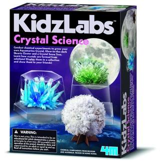 4M Vaikiška laboratorija: kristalų mokslas