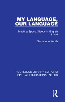 My Language, Our Language